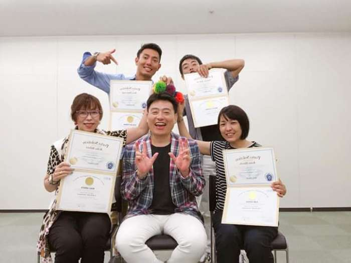 静岡8期ビジネスNLPプラクティショナーコース卒業!!